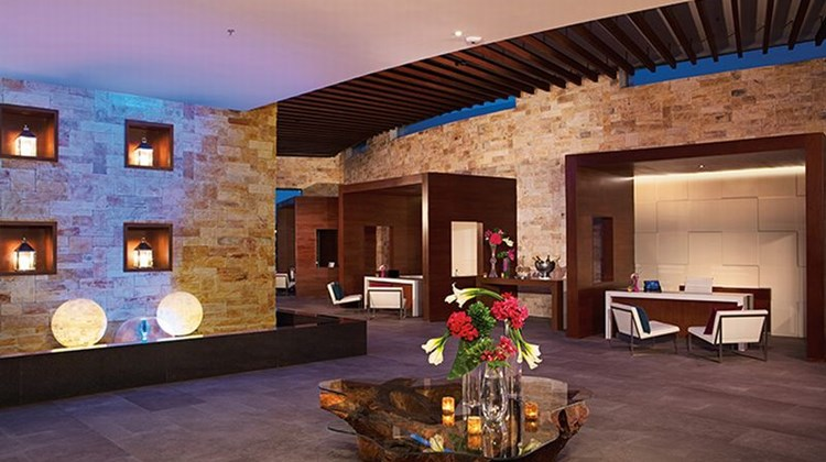 Breathless Riviera Cancun Resort & Spa Lobby