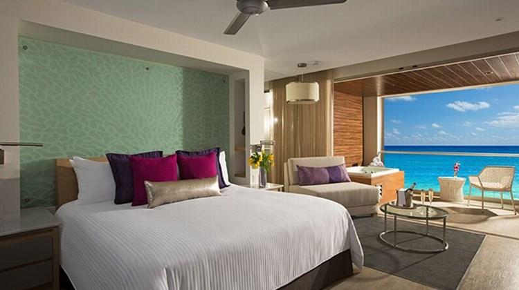 Breathless Riviera Cancun Resort & Spa Suite