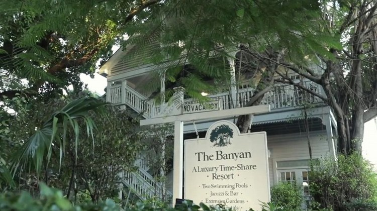 The Banyan Resort Exterior