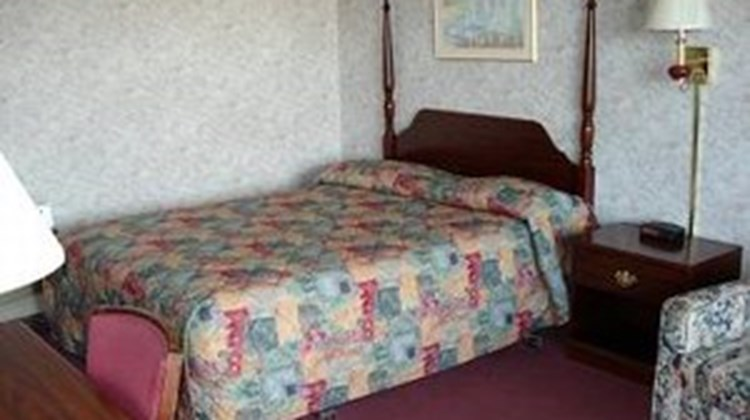 Towne & Country Motel Room