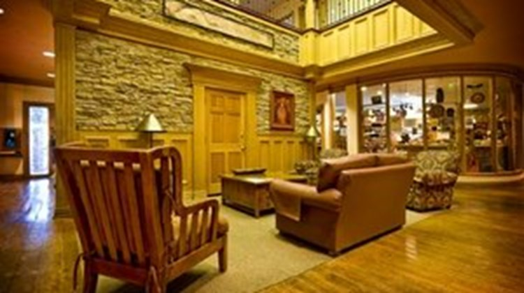 Cedar Breaks Lodge Lobby
