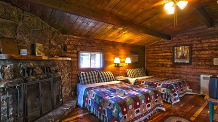 High Country Lodge Room