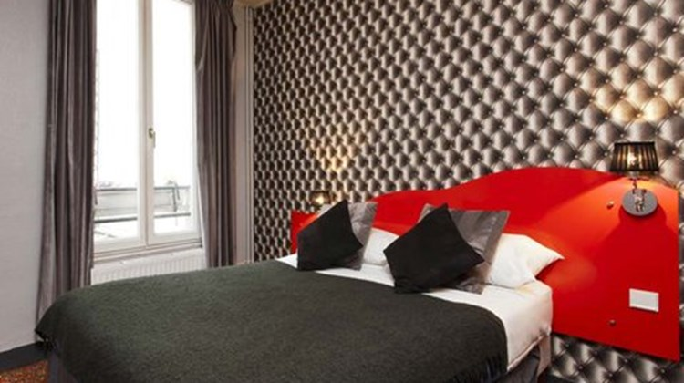 Hotel Beaumarchais Room