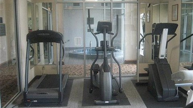 University Inn Austin North Health Club