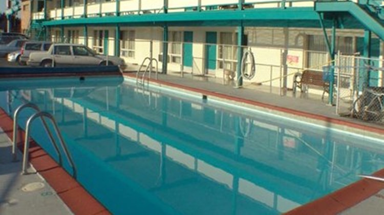 The Town House Motel Pool