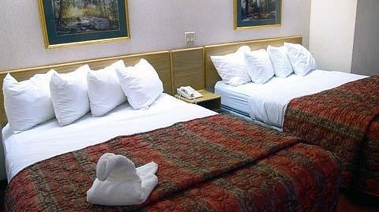 Sleep Inn Room