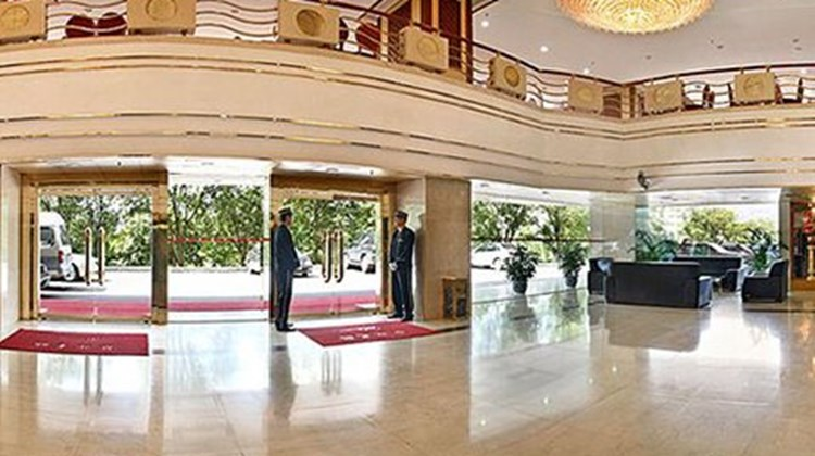 Guilin Osmanthus Hotel Lobby
