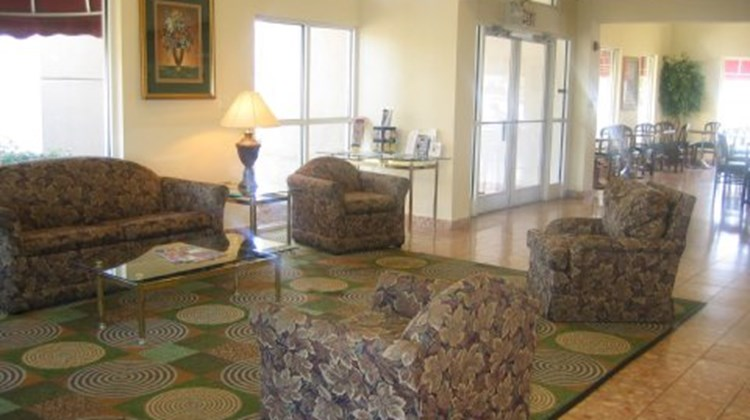 Rodeway Inn and Suites Jackson Lobby