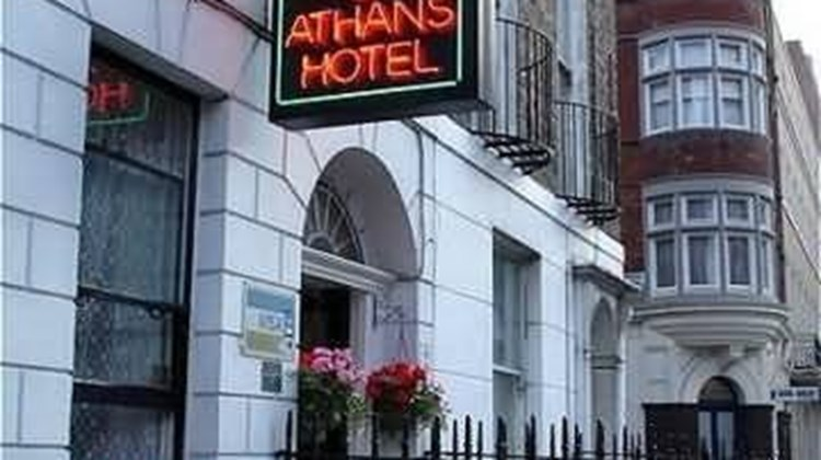St Athans Hotel Exterior