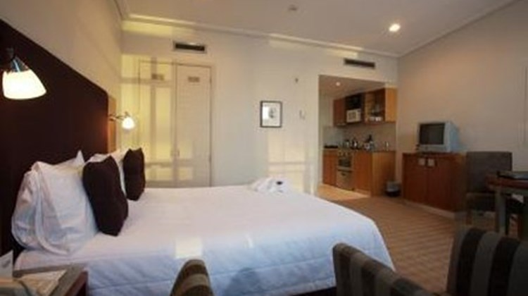 The Sebel Suites Auckland Room