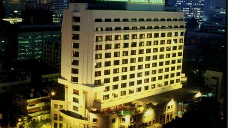 Evergreen Laurel Hotel Bangkok Exterior