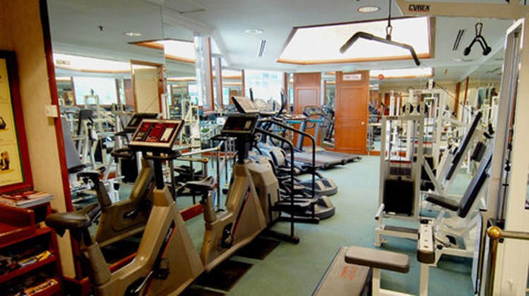 Evergreen Laurel Hotel Bangkok Health Club