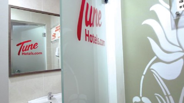 Red Planet Hotel Pasar Baru Room