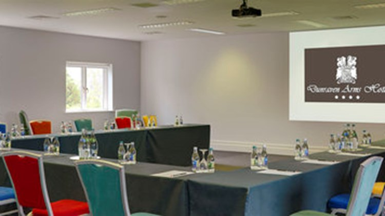 Dunraven Arms Hotel Meeting