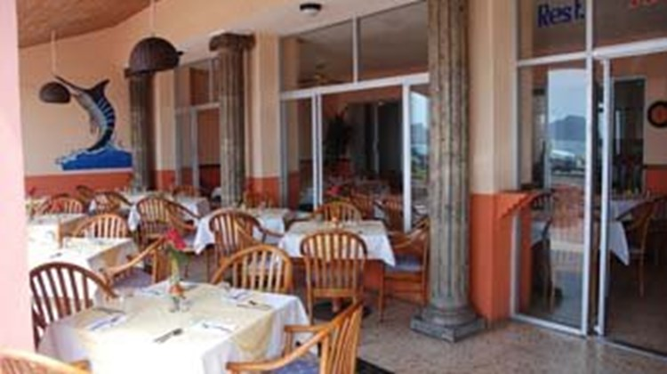 Don Pelayo Pacific Beach Hotel Mazatlan Restaurant