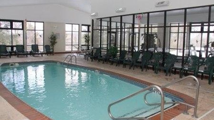 Blackwater Lodge Pool