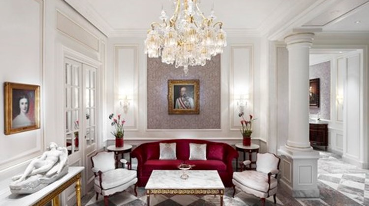 Hotel Sacher Meeting