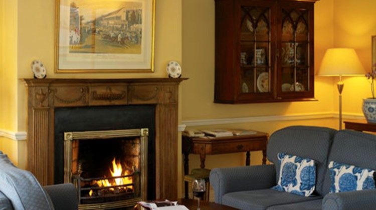 Dunraven Arms Hotel Lobby