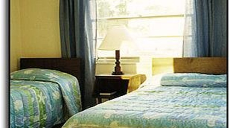 Molloy Gulf Motel Room