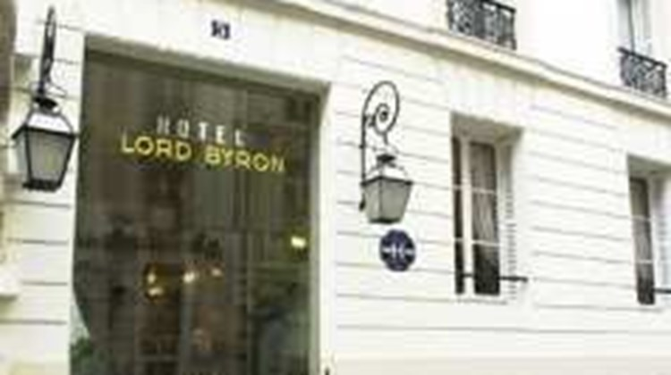 Hotel Lord Byron Exterior