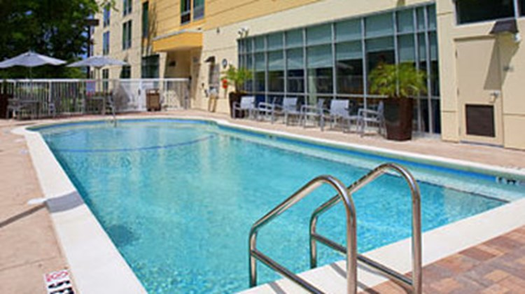 SpringHill Suites Tampa North Pool