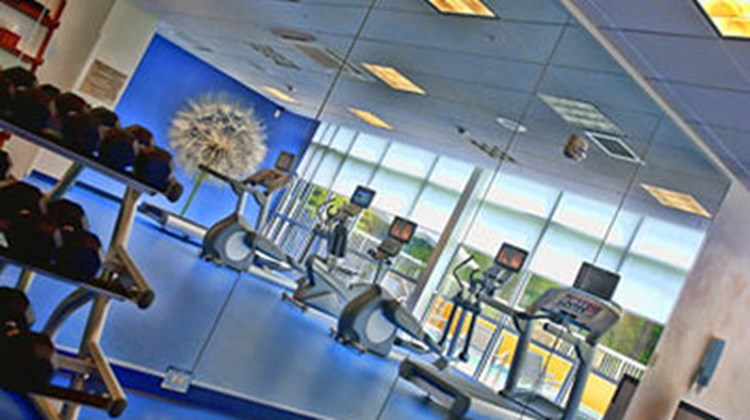 SpringHill Suites Tampa North Health Club