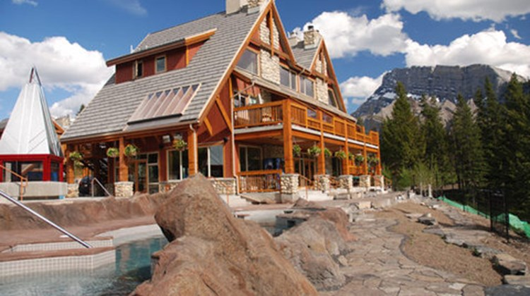 Banff Hidden Ridge Resort Condo Exterior
