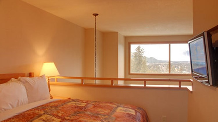 Banff Hidden Ridge Resort Condo Suite