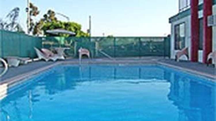 Abby's Anaheimer Inn Pool