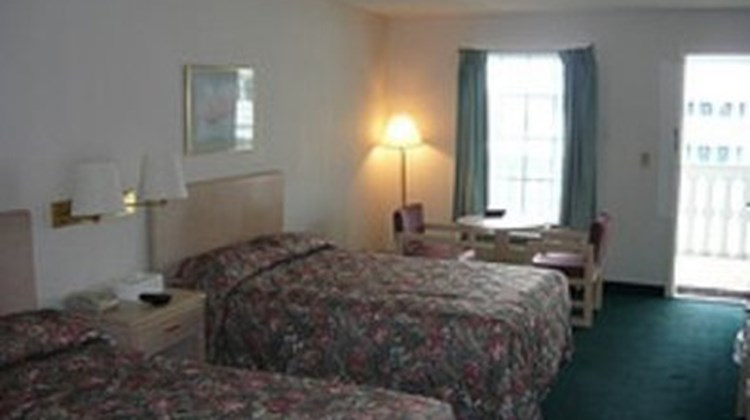 Key West Inn Room