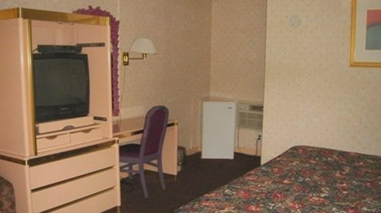 Snow White Motel Room