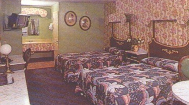 Viking Motel Room