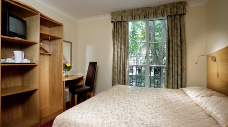 The Edward Hotel Bayswater Room