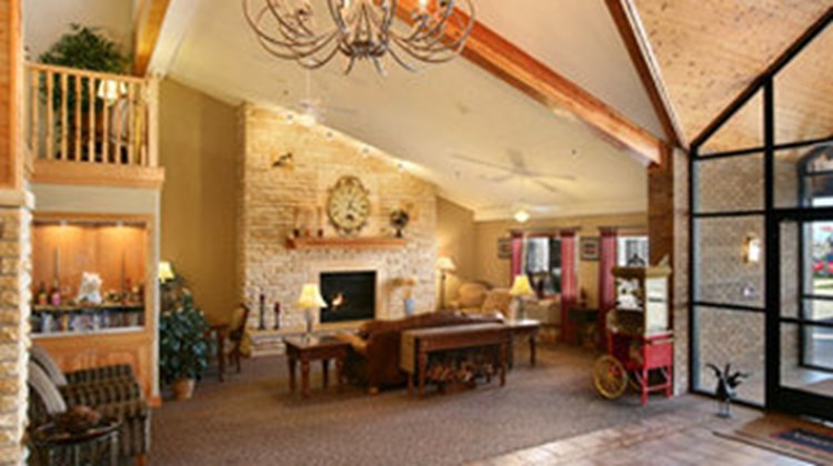 Fossil Creek Hotel and Suites Lobby