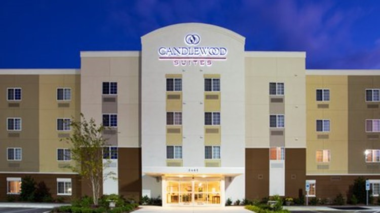 Candlewood Suites New Bern Exterior