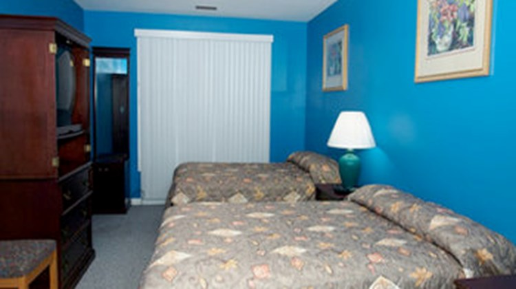 Country Inn Motel Room