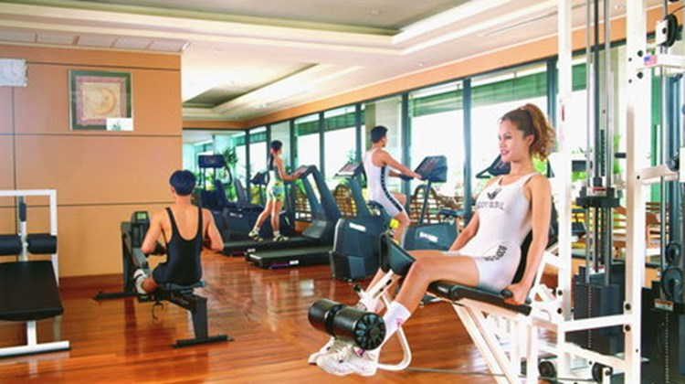 Golden Tulip Sovereign Hotel Bangkok Health Club