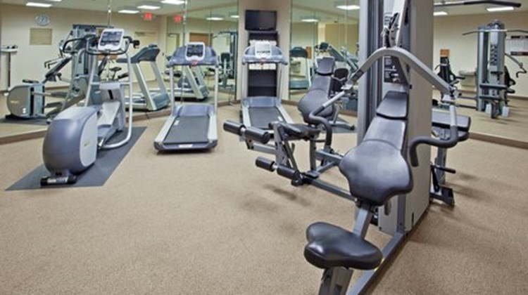 Candlewood Suites Texas City Health Club