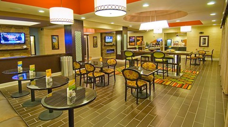 Holiday Inn Express & Suites Fulton Restaurant