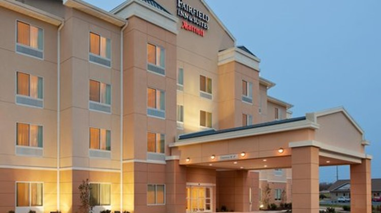 Fairfield Inn & Suites Harrisonburg Exterior