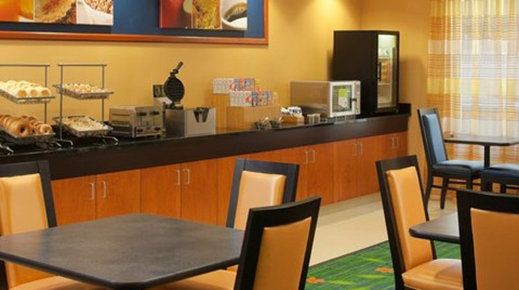 Fairfield Inn & Suites Harrisonburg Restaurant