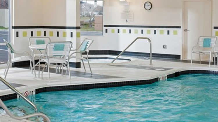 Fairfield Inn & Suites Harrisonburg Health Club