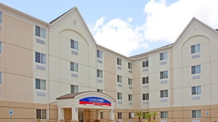 Candlewood Suites Medical Center Exterior