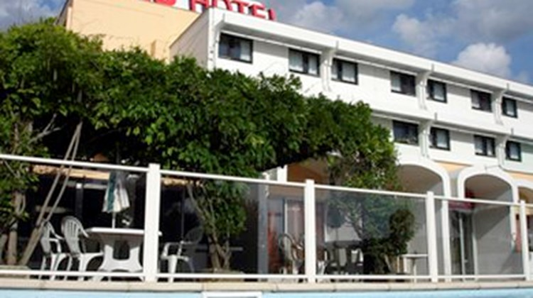 Ibis Nimes Ouest Exterior