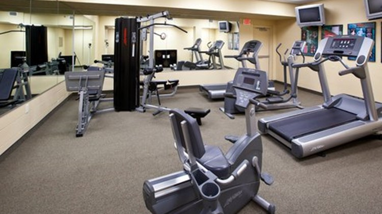 Candlewood Suites Downtown Health Club