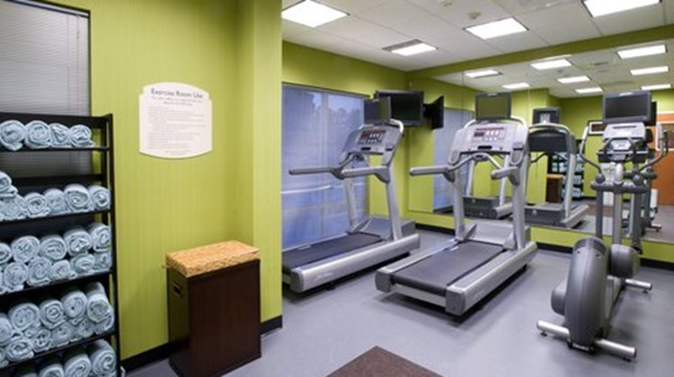 Fairfield Inn & Suites Albany Health Club