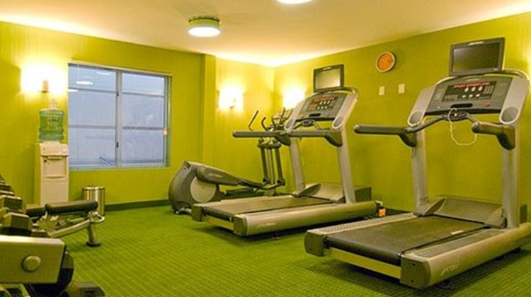Fairfield Inn & Suites Plainville Health Club