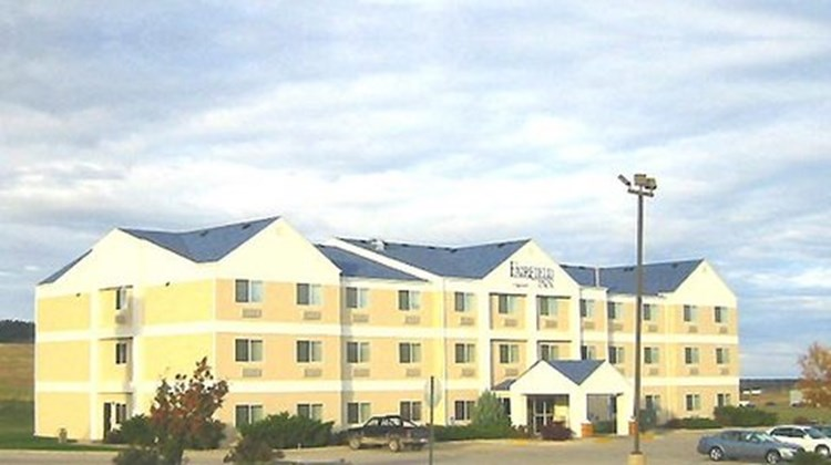 Fairfield Inn & Suites by Marriott Exterior