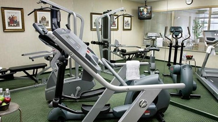 Fairfield Inn & Suites Toronto Airport Health Club