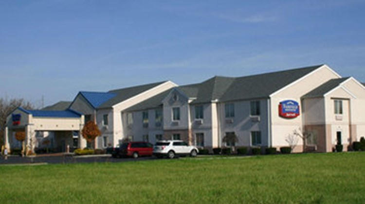 Fairfield Inn & Suites Sandusky Exterior